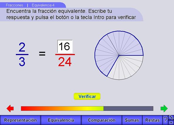Índice de las escenas interactivas de Matemáticas hechas con ...