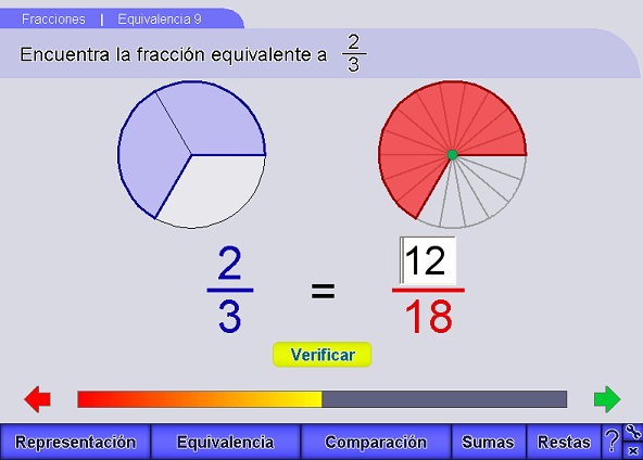 de Matemáticas hechas con Descartes para Sexto año de Primaria
