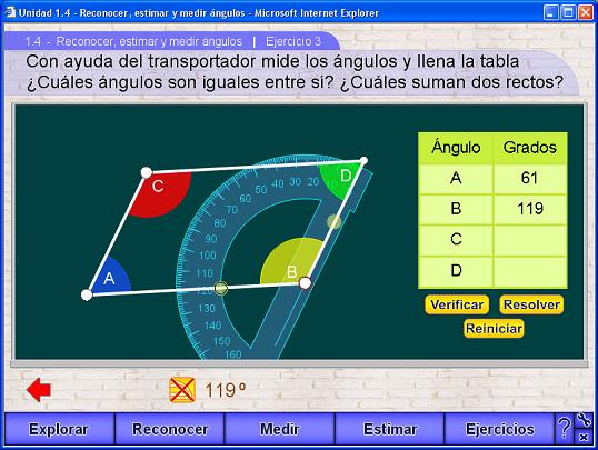 Documentaci n unidad 1 4 reconocer estimar y medir ngulos - Como instalar una bisagra de 180 grados ...