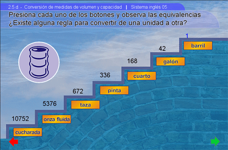 Medidas De Conversion  Unidad 2 5 D   Conversi  N De